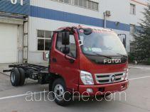 福田牌BJ1069VDJEA-F3型载货汽车底盘