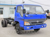 BAIC BAW BJ1070P1T43D truck chassis