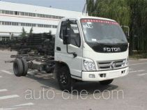 福田牌BJ1071VEJD5-FD型载货汽车底盘