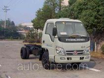 福田牌BJ1072VEPEA-G2型载货汽车底盘