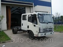 福田牌BJ1073VEADA-C2型载货汽车底盘