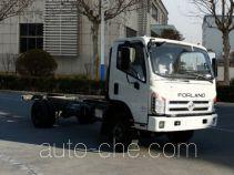 福田牌BJ1073VEJEA-B2型载货汽车底盘