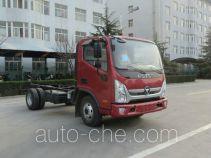 福田牌BJ1078VEJDA-FE型载货汽车底盘