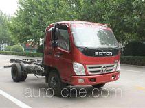 福田牌BJ1079VDJEA-A1型载货汽车底盘