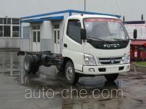 福田牌BJ1079VEJEA-AB型载货汽车底盘