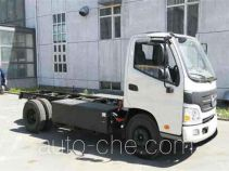 Foton BJ1081EVJA electric truck chassis