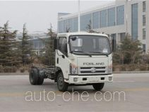 福田牌BJ1083VEJEA-A1型载货汽车底盘
