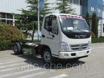 福田牌BJ1089VEJCA-A1型载货汽车底盘