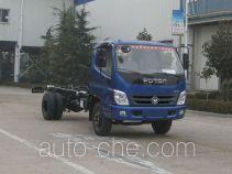 福田牌BJ1109VEJEA-FB型载货汽车底盘