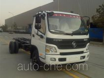 Foton BJ5069XXY-A1 van truck chassis