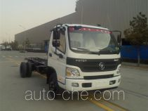 Foton BJ5089XXY-A3 van truck chassis