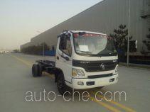 福田牌BJ1129VGJED-F1型载货汽车底盘