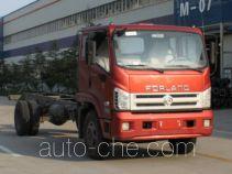 福田牌BJ1133VYPEG-A1型载货汽车底盘