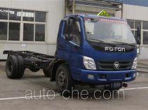 福田牌BJ1139VKJEA-FA型载货汽车底盘