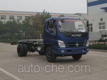 福田牌BJ1149VKJED-F1型载货汽车底盘