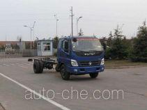 福田牌BJ1149VKPED-FB型载货汽车底盘