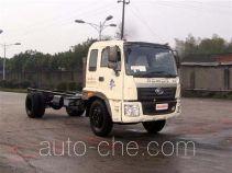 Foton BJ5162GJB-G1 concrete mixer truck chassis