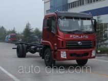 福田牌BJ1163VLPHG-A型载货汽车底盘