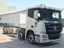 Foton Auman BJ1219VKPKH-AA truck chassis