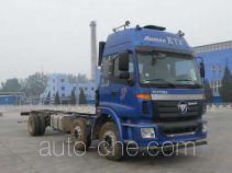 Foton Auman BJ1162VJPGE-XA truck chassis