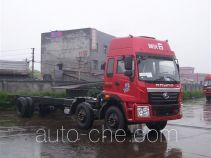 福田牌BJ1252VMPHP-G1型载货汽车底盘