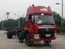 福田牌BJ1252VNPHH-G1型载货汽车底盘