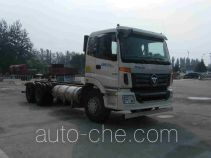 Foton Auman BJ1253VMPCE-XA truck chassis