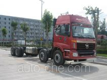 Foton Auman BJ1313VPPKJ-XB truck chassis