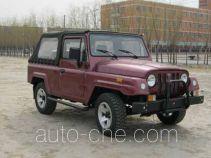北京牌BJ2023CDB1型越野汽车