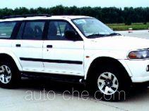 Mitsubishi Pajero Sport BJ2025 off-road vehicle
