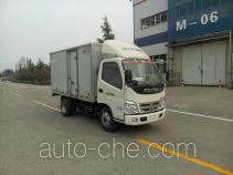 Foton BJ2031Y3JL0-A3 cross-country box van truck