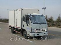 Foton BJ2043Y7JBS-B3 cross-country box van truck