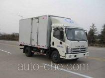 Foton BJ2043Y7JES-G3 cross-country box van truck