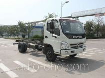 Foton BJ2049Y7JDS-FA off-road truck chassis