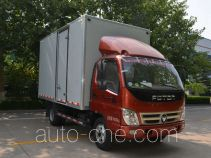 Foton BJ2049Y7JDS-FG cross-country box van truck
