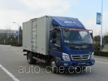 Foton BJ2049Y7JDS-FH cross-country box van truck