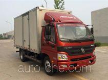 Foton BJ2049Y7JES-A4 cross-country box van truck