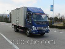 Foton BJ2049Y7JES-FB cross-country box van truck