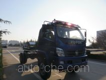 Foton BJ2139YJPES-FA off-road truck chassis