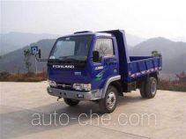 北京牌BJ2810D14型自卸低速货车