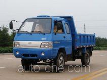 北京牌BJ2810PD2A型自卸低速货车