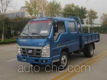 北京牌BJ2810WD10型自卸低速货车