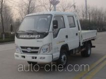 BAIC BAW BJ2820WD2 low-speed dump truck