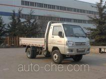 福田牌BJ3030D3JA2-F2型自卸汽车