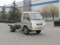 福田牌BJ3035D3JA3-1型载货汽车底盘