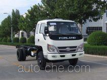 Foton BJ3042D9PB3-FA dump truck chassis