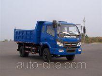 福田牌BJ3042D9PFA-G1型自卸汽车