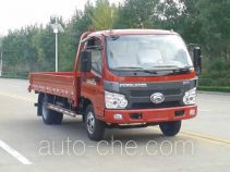 福田牌BJ3043D9JBA-FA型自卸汽车