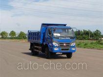 福田牌BJ3072DDPEA-G3型自卸汽车