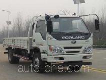 福田牌BJ3085DEJEA-1型自卸汽车